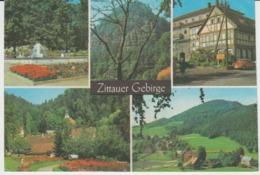 Zittauer Gebirge Used - Unclassified