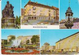 Magdeburg Unused - Unclassified