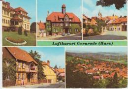 Gernrode Harz Unused - Unclassified