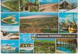 Spiekeroog Used - Unclassified