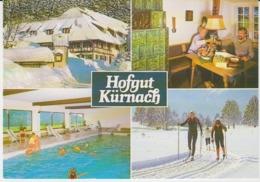 Hofgut Kurnach Ski Skiers Unused - Unclassified