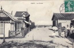 50 - PIROU ( Manche ) Les Chalets - France