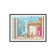 Timbre N° 1191 Neuf ** - 100 Ans De L'inauguration De La Salle Garnier De Monté-Carlo. Ballets. - Monaco