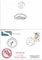YT 1410 Chevêchette Du Cap - Posté à Bord De L'Agulhas - Gough Island - 20/10/2007 - Afrique Du Sud (1961-...)