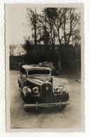 PHOTO ANCIENNE BRETAGNE Voiture Automobile Auto à Identifier Non Située Entre 1930 1950 - Automobiles