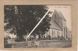 Dept 14 : ( Calvados ) Ussy, Eglise, Cimetière. - France