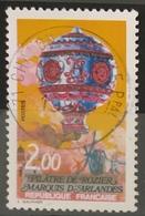 Bicentenaire De L'air Et De L'espace N°2261 - Used Stamps