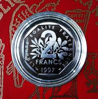 2 Francs SEMEUSE De 1997 En BE... - I. 2 Francs