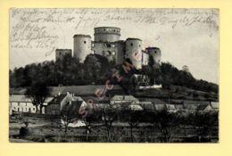 02. CPA – COUCY-LE-CHATEAU – Die Burgruine (voir Scan Recto/verso) - France