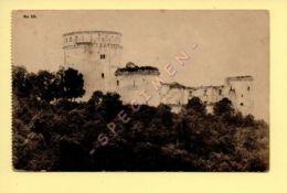 02. CPA – COUCY-LE-CHATEAU – Le Château (voir Scan Recto/verso) - France