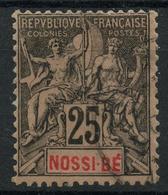 Nossi-bé (1894) N 34 (o) - Usati