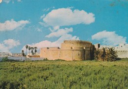 Carte Postale. Maroc. Essaouira. Mogador. Monument Historique. Fort. Etat Moyen. Taches. Jaunies. - Barracks