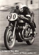 MOTOR SPORT - MOTOCICLISMO - MOTO - G.DUKE SU MOTO GILERA - CAMPIONE DEL MONDO ASSOLUTO 1953 - N 512 - Motociclismo