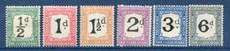 Afrique Du Sud - Taxe - N° 17 à 21 - Neuf Avec Charnière - - Other