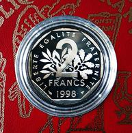 2 Francs SEMEUSE De 1998 En BE... - I. 2 Francs