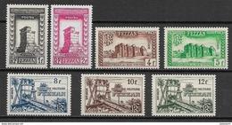 Fezzan 1949 Mi Nr. 33-39 - Ungebraucht