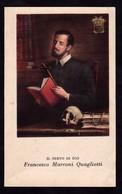 S.D.D.  FRANCESCO MARCONI QUAGLIOTTI - E - A - Mm. 68 X 115 - Religion & Esotericism