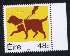 IRLANDA 2006 CANI GUIDA N.1731   MNH - Unused Stamps