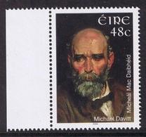 IRLANDA 2006 MICHAEL DAVITT  N.1742   MNH - Unused Stamps