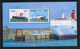 IRLANDA 2006 ROSSIARE - FISHGUARD BF69  MNH - Unused Stamps