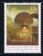IRLANDA 2006 150° CHIESA UNIVERSITA' ST. STEPHEN'S GREEN  N.1723  MNH - Unused Stamps