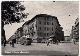 MILANO - PIAZZA ARGENTINA - TRAM - Milano (Milan)