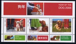 IRLANDA 2006 YEAR OF THE DOG  BF67  MNH - Unused Stamps