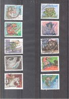 COB-OCB - 4295/4304 - Obl/gest/used - Used Stamps