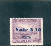 NICARAGUA 1904 O - Nicaragua