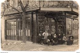 56 Avenue Victor Hugo C.1910 Les Pavillons Sous Bois 93 - Cafe Bar Telephone - Société Générale - Ile De France Carte - Rosny Sous Bois
