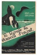 PARTITION    JEAN LUMIERE   La Legende Du Vaisseau D'argent - Noten & Partituren
