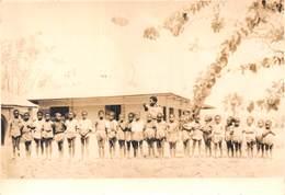 """Carte Photo : OUGANDA - """" Hopital De Bukuya """" & Les Petits Enfants - 1971 - Buukuya BUKUYA - Ouganda"""