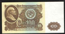 USSR 100R 1961 Series БМ UNC - Rusland