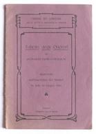 Medicina - Tabella Onorari Prestazioni Medico-chirurgiche Padova -  Ed. 1904 - Altri