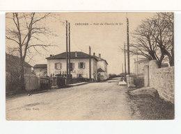 Crèches. Pont Du Chemin De Fer. - Otros Municipios