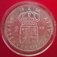 2 Kronor 1958, KM827, SPL - Suède