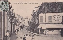 D28  NOGENT LE ROTROU  Rue De La Herse - Nogent Le Rotrou