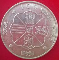 100 Pesetas 1970, KM797, TTB+ - 100 Pesetas