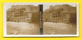 Vues Stéréos Palais Du Prince Monaco - Stereoscopic