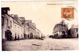 GUERLESQUIN - La Grande Rue - Guerlesquin