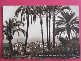 Visuel Pas Très Courant - Italie - Bordighera - Fra Le Palme - Excellent état - Recto Verso - Imperia