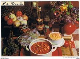 CPM..RECETTE CUISINE..LA ROUILLE..RECETTE AU DOS DE LA CARTE.. - Recettes (cuisine)