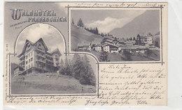 Pradaschier - Waldhotel - 1904    (P-232-90921) - GR Grisons