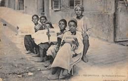 Algérie - N°66216 - Philippeville - Les Vendeurs De Journaux - Algérie