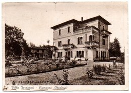 Piumazzo - Villa Ferrarini - Italien