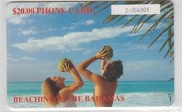 BAHAMAS 1994 BEACHING - Bahama's