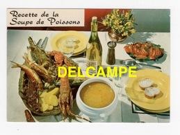 DF / RECETTES ET CUISINE / RECETTE DE LA SOUPE DE POISSONS - Recettes (cuisine)