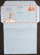 France - Aérogramme - 50 ème Anniversaire De La Disparition De Saint Exupéry - 1994 - Marcophilie (Lettres)