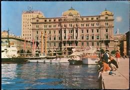 Rijeka - Hôtel Jugolinija . - Croatie