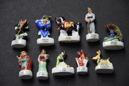 Fèves - Série Complète - Mulan - Disney